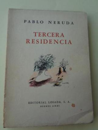 Tercera residencia (1ª ed.) - Ver os detalles do produto