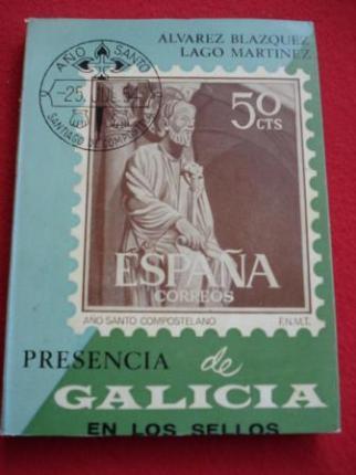 Presencia de Galicia en los sellos - Ver os detalles do produto