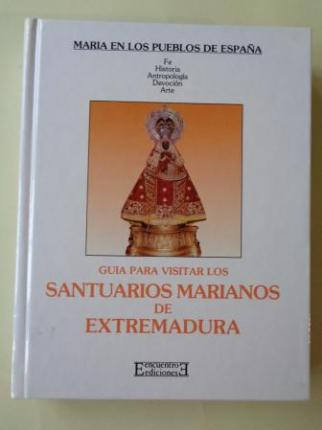 Guía para visitar los santuarios marianos de Extremadura - Ver os detalles do produto