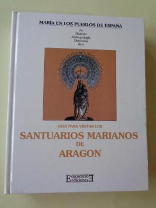 Guía para visitar los santuarios marianos de Aragón - Ver os detalles do produto