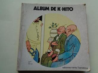 Álbum de K-Hito - Ver os detalles do produto