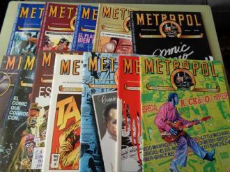 Revista METROPOL. Colección completa, 12 números - Ver os detalles do produto