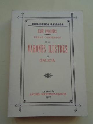 Breve compendio de los varones ilustres de Galicia (Edición facsímil) - Ver os detalles do produto