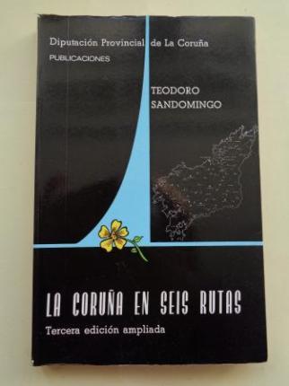 La Coruña en seis rutas (Guía de la provincia) - Ver los detalles del producto