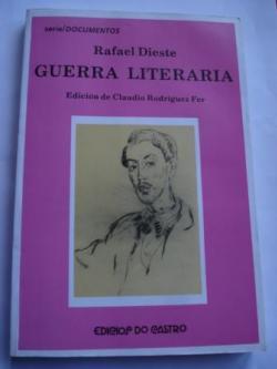 Ver os detalles de:  Guerra literaria