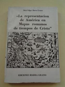 Ver os detalles de:  La representación de América en Mapas romanos de tiempos de Cristo