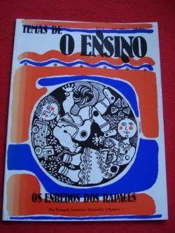 Ver os detalles de:  Os enredos dos rapaces, por Xoaquín Lourenzo Fernández (Xocas). Temas de O Ensino - Nº 1, ano 1981