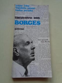Ver os detalles de:  Encuentro con Borges