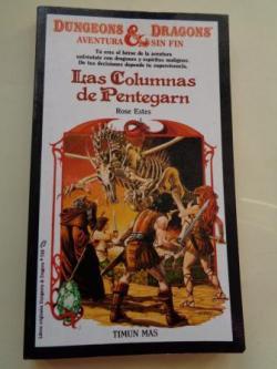 Ver os detalles de:  Las Columnas de Pentegarn. Dungeons & Dragons Aventura sin fin, nº 3