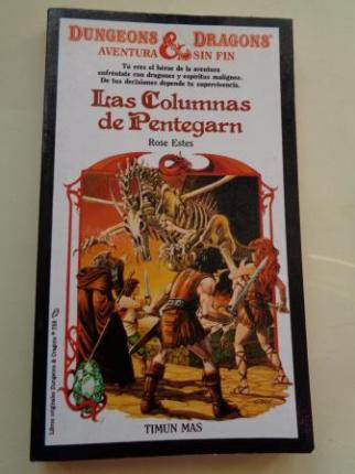 Las Columnas de Pentegarn. Dungeons & Dragons Aventura sin fin, nº 3 - Ver os detalles do produto