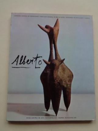 ALBERTO (1895-1962). Catálogo Exposición Museo de Arte Contemporáneo, Madrid, 1970 - Ver los detalles del producto