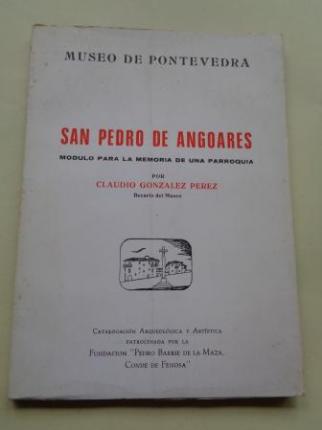 San Pedro de Angoares. Módulo para la memoria de una parroquia - Ver los detalles del producto