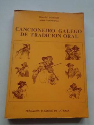 Cancioneiro galego de tradición oral (Con partituras) - Ver los detalles del producto