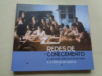 Redes de coñecemento. A Junta para Ampliación de Estudios e a ciencia en Galicia. catálogo Exposición, Galicia, 2007 - Ver os detalles do produto