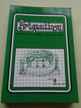 BRIGANTIUM. Boletín do Museo Arqueolóxico e Histórico de A Coruña. Volume 2, ano 1981 - Ver os detalles do produto