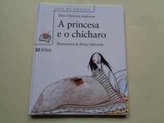 A princesa e o chícharo - Ver os detalles do produto