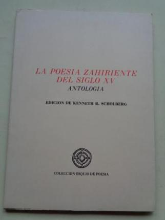 La poesía zahiriente del siglo XV. Antología - Ver os detalles do produto