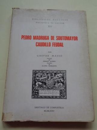Pedro Madruga de Soutomayor, caudillo feudal - Ver os detalles do produto