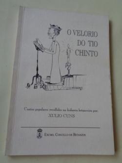 Ver os detalles de:  O velorio do Tío Chinto (Contos populares da bisbarra de Betanzos)