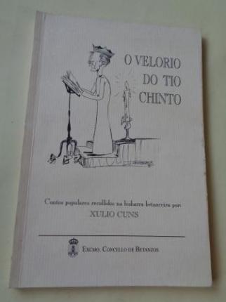 O velorio do Tío Chinto (Contos populares da bisbarra de Betanzos) - Ver los detalles del producto