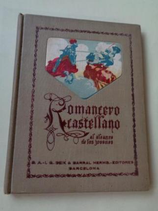 Romancero Castellano al alcance de los jóvenes - Ver los detalles del producto