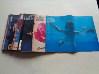 BID. Boletín informativo Discoplay. 13 revistas, año 1992 (Falta enero). Números 95 al 107 - Ver os detalles do produto