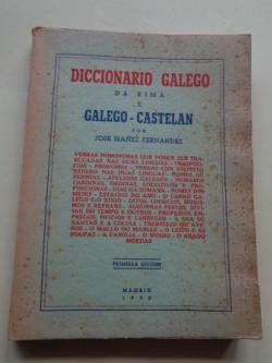 Ver os detalles de:  Diccionario galego da rima e Galego-Castelán