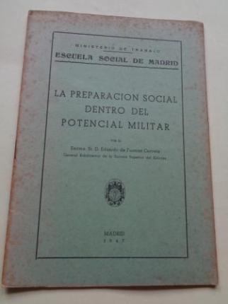 La preparación social dentro del potencial militar - Ver los detalles del producto