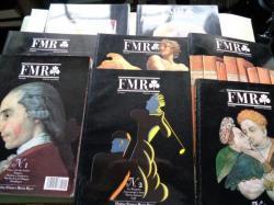Ver os detalles de:  FMR. Revista bimestral de arte y cultura de la imagen. Europa. Edición española. 8 números