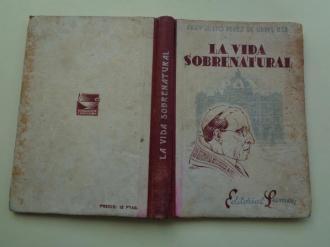 La vida sobrenatural. Texto de cultura religiosa para el curso séptimo de Bachillerato - Ver los detalles del producto