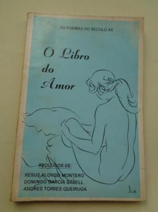 O libro do amor. 69 poemas do século XX - Ver os detalles do produto