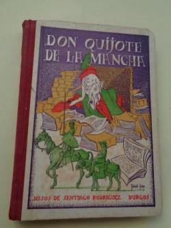 Ver os detalles de:  Don Quijote de la Mancha. Edición escolar para maestros seleccionada por Felipe Romero Juan
