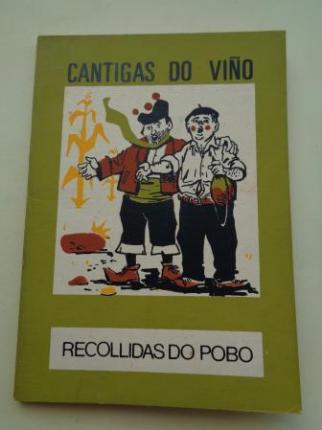 Cantigas do viño recollidas do pobo - Ver los detalles del producto