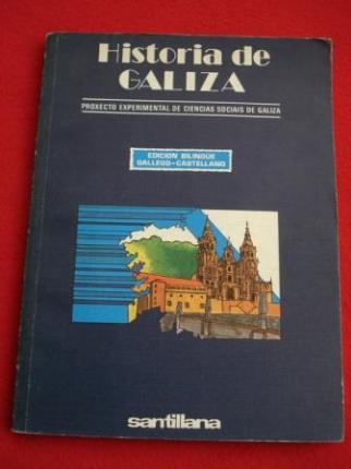 Historia de Galiza. Proxecto experimental de Ciencias Sociais de Galiza - Ver os detalles do produto