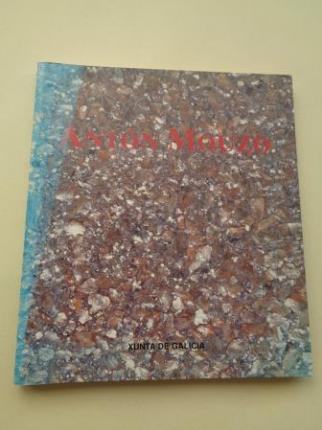 ANTÓN MOUZO. Cos pés na terra. Catálogo Exposición Casa da Parra, Santiago de Compostela, 1999 - Ver los detalles del producto