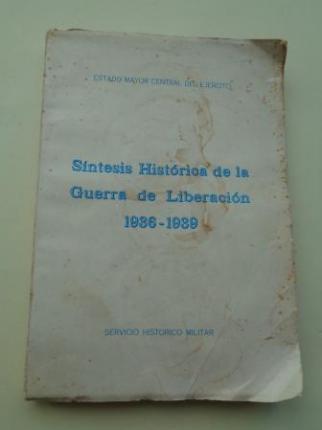 Síntesis Histórica de la Guerra de Liberación 1936-1939 - Ver os detalles do produto