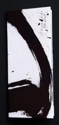 As raiceiras do frío II. 2021 Libro de artista de exemplar único - Ver los detalles del producto