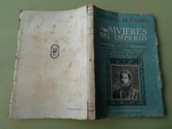 Ver os detalles de:  Mujeres del imperio. Margarita de Parma. Doña Marina. María Pita. Catalina de Erauzo