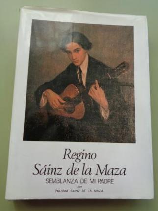 Regino Sáinz de la Maza. Semblanza de mi padre - Ver os detalles do produto