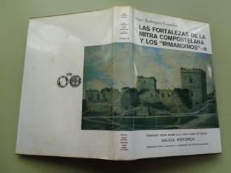 Las fortalezas de la Mitra compostelana y los `Irmandiños´ - Tomo II - Ver los detalles del producto