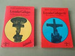 Ver os detalles de:  Leyendas gallegas. Vol. I: De Breogán al fin del mundo / Vol. II: De la iniciación al mitogenismo