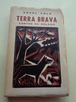 Ver os detalles de:  Terra brava. Contos da solaina (1ª edición)