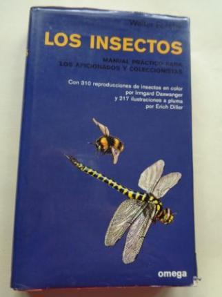 Los insectos. Manual práctico para los aficionados y coleccionistas - Ver os detalles do produto