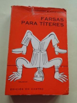 Farsas para títeres. Edición bilingüe - Ver los detalles del producto