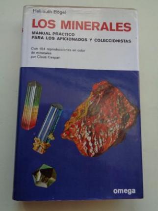 Los minerales. Manual práctico para los aficionados y coleccionistas - Ver los detalles del producto