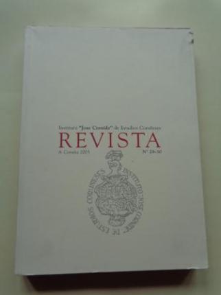 REVISTA. Instituto José Cornide de Estudios Coruñeses. Nº 29-30, A Coruña, 2005 - Ver os detalles do produto