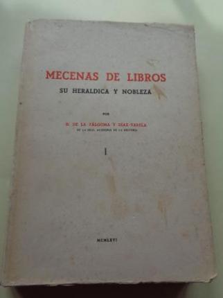 Mecenas de libros. Su heráldica y nobleza - Ver os detalles do produto