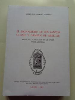 Ver os detalles de:  El monasterio de los Santos Cosme y Damián de Abellar