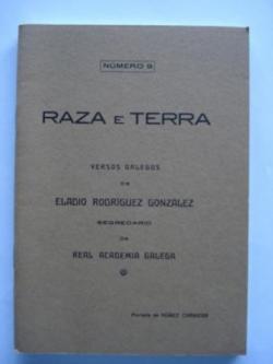 Ver os detalles de:  Raza e Terra (Edición facsímile)