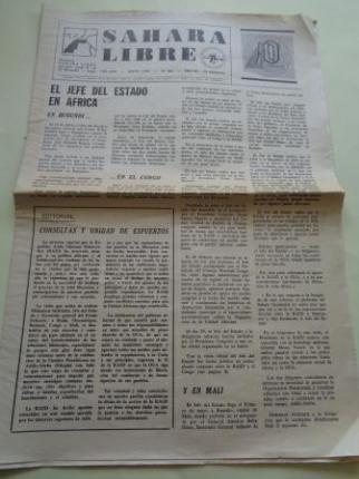 SAHARA LIBRE. VIII AÑO. Mayo 1983, nº 165 - Ver os detalles do produto